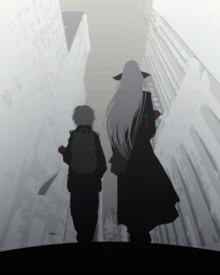 Grey Travelers