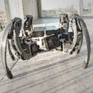 Shelob: ACME's Spider Bot