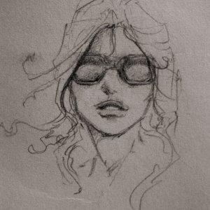 Carmen survelliance sketch